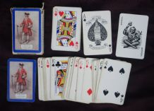 Collectable vintage adverting playing cards Hennessy  brandy.